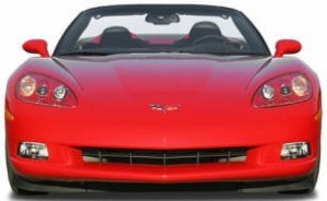 Chevy_Corvette_Front_red