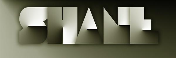 shane photoshop logo