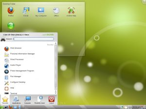 Open SUSe Linux